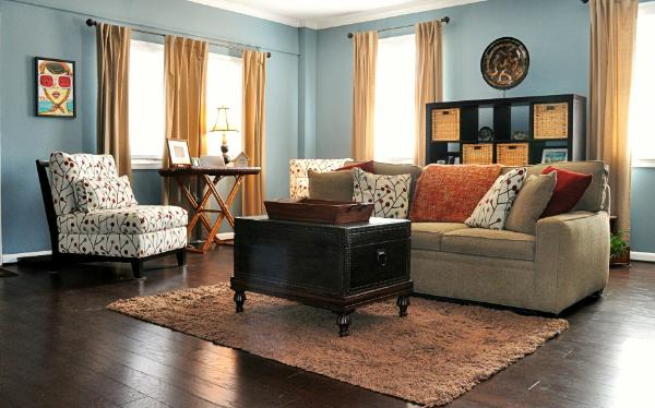 Home Staged by Divine Redesigns Atlanta GA